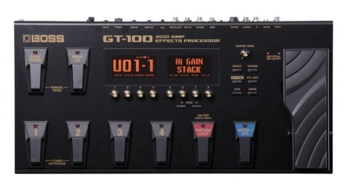 Boss GT-100 Guitar Multi-Effects