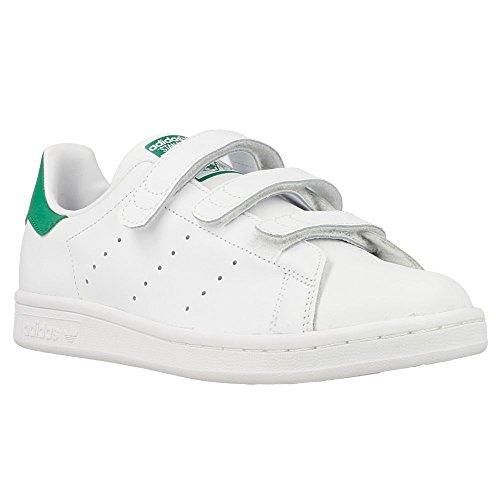 Adidas Stan Smith Cf, Tênis Branco Jovem -