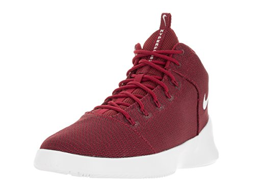 Nike Hyperfr3sh, espadrilles de basket-ball homme Rouge / Blanc  (Gym Red / Summit White)