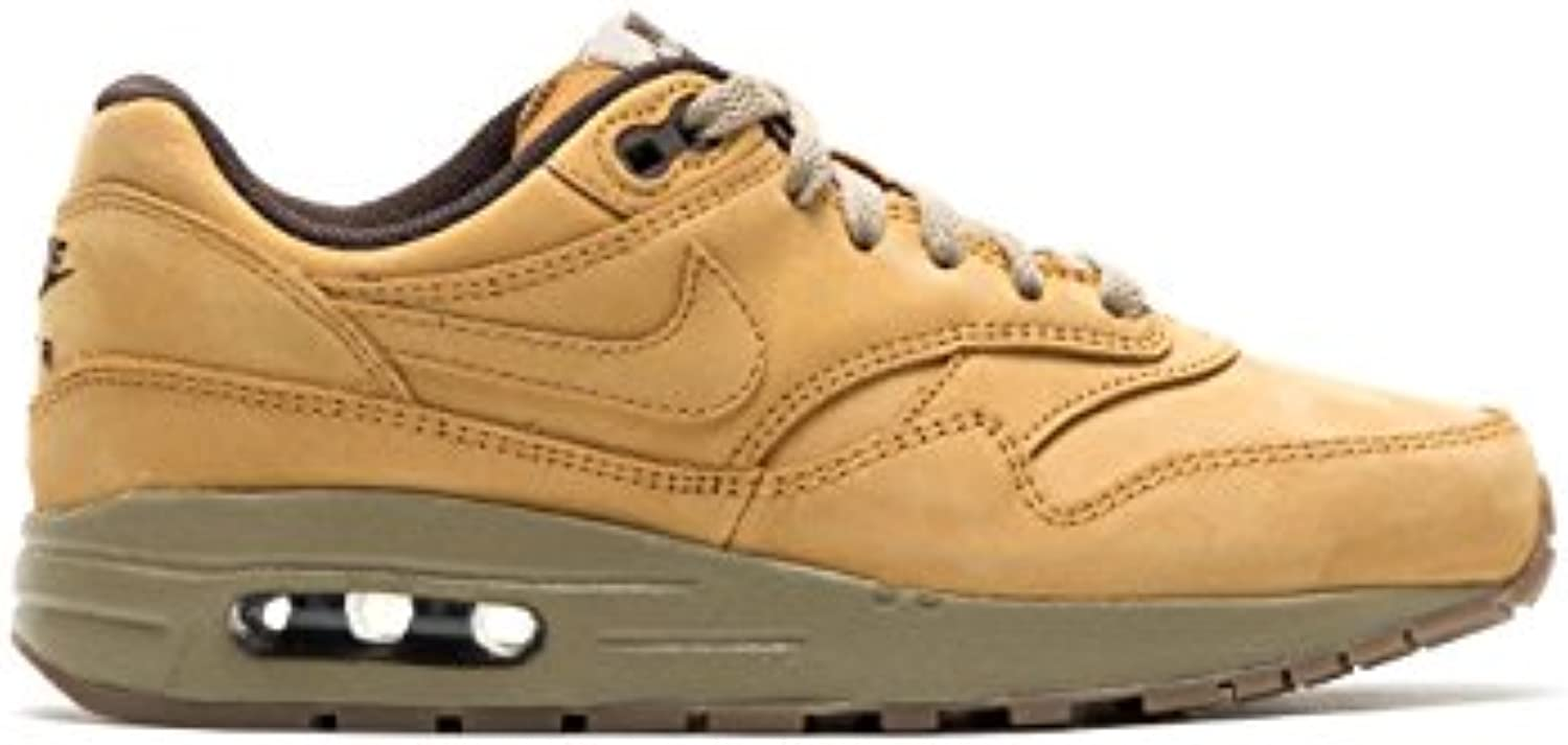 Nike Air Max 1 Leather Premium Junior Junior Junior Trainer 9d8174