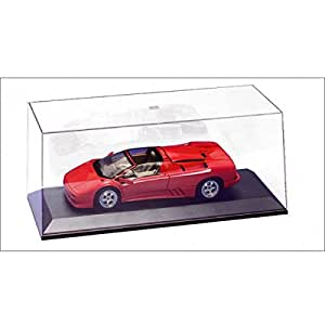 Display Show Case For 1/18 Scale Diecast Cars by Autoart 90003/90001 by Autoart