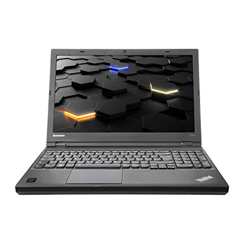 Lenovo Thinkpad T540p i5 2,6 16,0 15 1366 x 768 HD Ready 500 SSD WLAN BL Win10Pro (Zertifiziert und Generalüberholt)