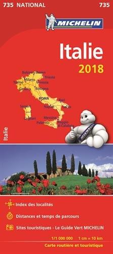 Italie : 1/1 000 000