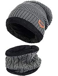 Amazon.es  braga cuello - Gorros de punto   Sombreros y gorras  Ropa 60d9c4ce98a