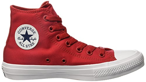 Rot Sneaker Taylor Chuck High All Converse Hightop Star Damen Ii B0qpPcz