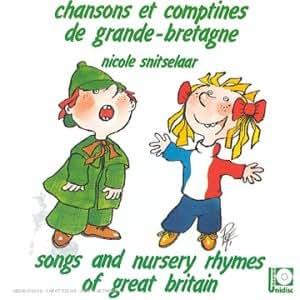 Chansons & Comptines De Grande Bretagne