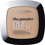 L'Oreal Paris, True Match Powder W3 Golden b