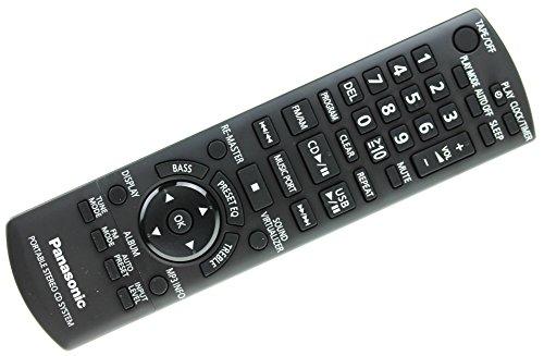 Original Panasonic N2QAYA000008 Fernbedienung