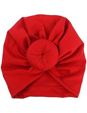 Fuibo Baby hut, Baby-Turban-Kleinkind scherzt Jungen-Mädchen-Indien-Hut reizenden weichen Hut| Kinder Kappe Fischerhut...
