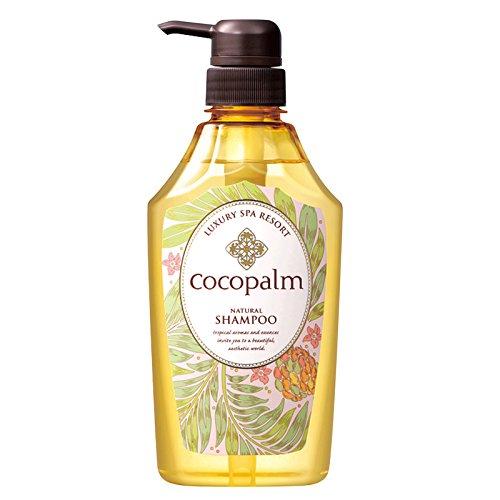 Cocopalm Natural Shampoo - 600''Œ