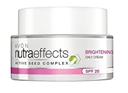 NUTRAEFFECTS BRIGHTENING DAILY CREAM SPF20