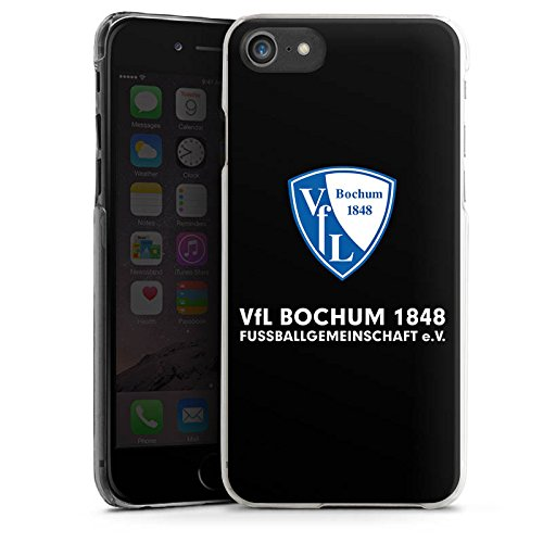 Apple iPhone 6 Hülle Case Handyhülle VfL Bochum Fanartikel Fussball Hard Case transparent