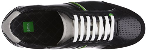 Boss Green Victoire La, Baskets mode homme Noir (Black 001)