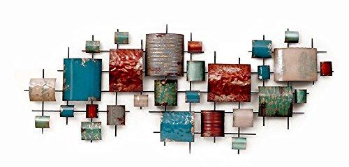GoedYE escultura pared metal | Diseño decoración