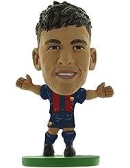 Soccerstarz - 400562 - Figurine Sport - Fc Barcelona Neymar Jr - Maillot Domicile