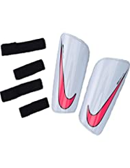 Nike Hard Shell Slip-In - Tobillera unisex, color rosa/gris (hyper pink/wolf grey/pink), talla XS