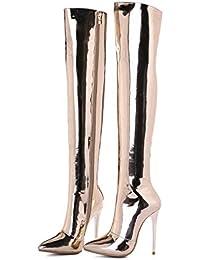 Dorado Zapatos Uniforme De Amazon es Trabajo Calzado 5qRExIzwx