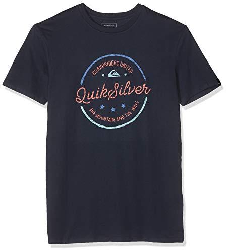 QUIKSILVER Mental Notes T-Shirt Men Camiseta Manga