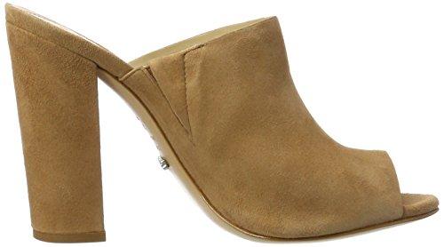 Schutz - S2-01480061, Pantofole Donna Braun (Desert)