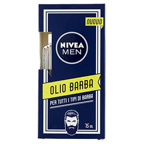 NIVEA MEN Aceite para Barba 1 x 75 ml