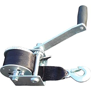American Power Pull AG226 Hand WInch, 600-Pound