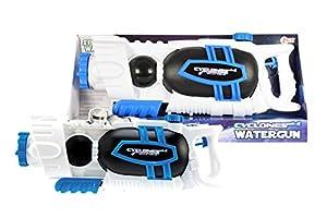 Toi-Toys-Cyclones escopetas y Pistolas de Agua, 65011a, Multicolor