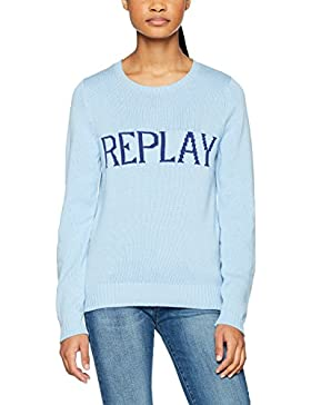 REPLAY Strickpulli, suéter para Mujer