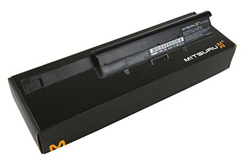 Mitsuru® 7200mAh Notebook Akku Batterie für Dell XPS M1530 M1530N ersetzt 312-0660 312-0662 312-0663 312-0664 451-10528 GP975 RN894 RU006 RU030 RU033 TK330 XT828 XT832 (Dell M1530 Akku Für Xps)