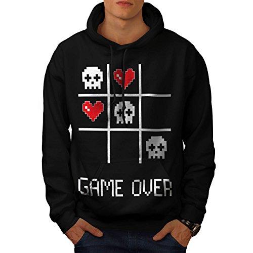 jeu-nerd-ordinateur-geek-homme-nouveau-noir-l-capuchon-wellcoda