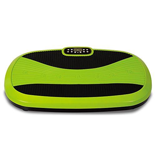 Heth Vibration Plattform für vielfältige Übungen (Green) (- Plattform)