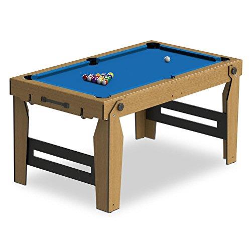 Riley BLF-5 Tavolo da Biliardo Pieghevole 15 x18x94cm