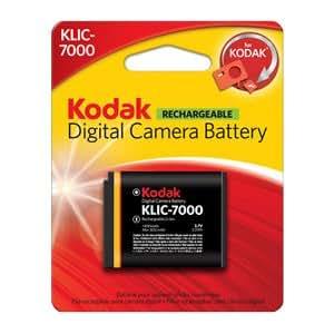 Kodak KLIC 7000 Li-Ion Rechargeable Battery
