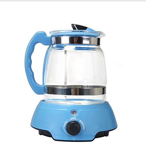 Rutschfest Ntelligent Thermostat / Multifunktionsheißmilch-Maschine / Glas-intelligenter Thermostat-Kessel / 24 Stunden konstante Temperatur Badezimmerprodukte ( Farbe : A - Doppel-kessel Glas