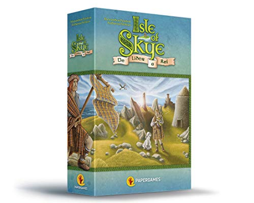 Mayfair Isle of Skye: Chieftain to King - Board Game - English
