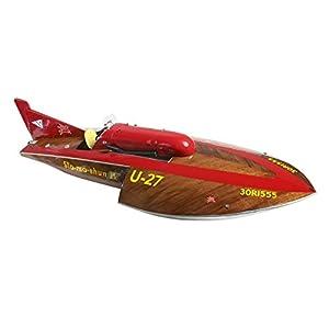 Billing Boats Barcos de facturación B5201: 12Escala slo-mo-shun IV Racing Modelo Barco