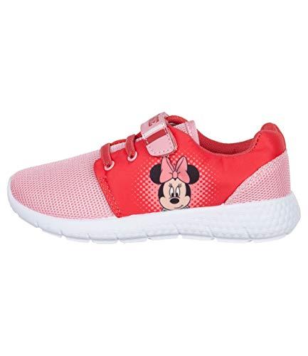 Disney Minnie Mädchen Sneaker Pink ()