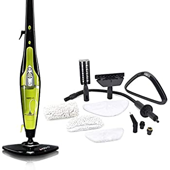 H2o Hd Steam Cleaner 5 In 1 Multi Purpose Floor Mop