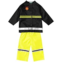 Early Learning Centre 143122 Firefighter Outfit, Unisex-Child, Free Size