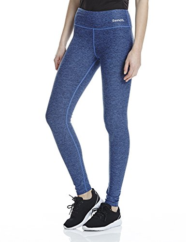 Bench Damen Baddah AA Trainingsleggings, Light Blue Marl, M