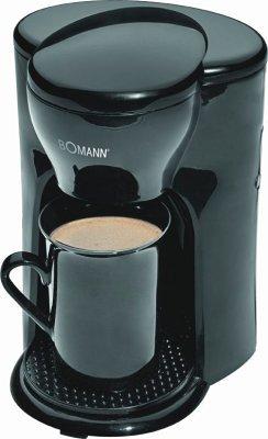 Bomann KA201CB EIN-Tassen-Kaffeeautomat - 1 Tasse Kaffeemaschine