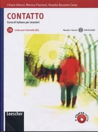 Contatto. Vol. 2B. Con CD Audio