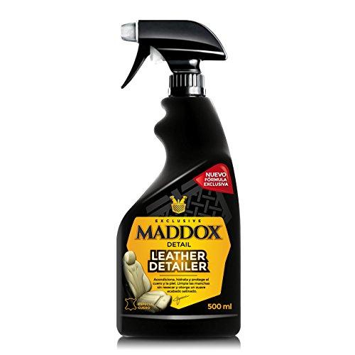 Maddox Detail- Leather Detailer - Limpiador de cuero y piel (500ml)