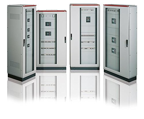 abb-entrelec-Kit Profil DIN A = 600mm Rack geschlossen/A Din Rack-kit