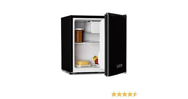 Kleiner Kühlschrank Eiswürfel : Klarstein ks50 a minibar mini kühlschrank getränkekühlschrank 40