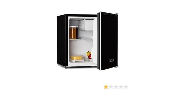 Leiser Mini Kühlschrank Mit Gefrierfach : Ks a u minibar u noir amazon elektro großgeräte