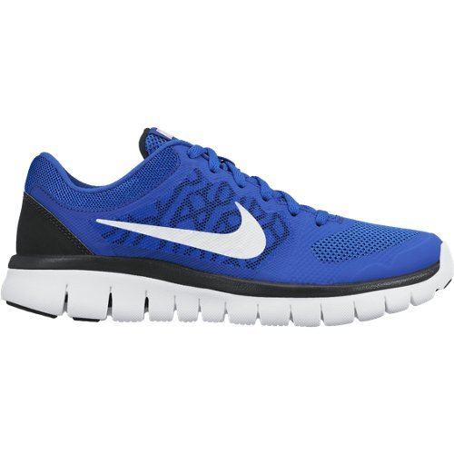 Bleu Enfant Gs Indoor Multisport Run Nike 400 2015 Flex Chaussures rrdxgw6q
