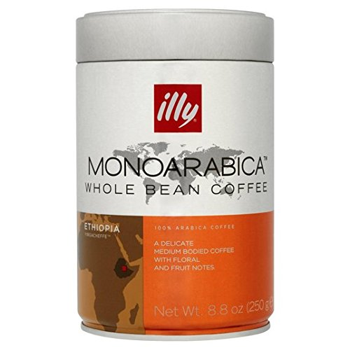 A photograph of Illy Monoarabica