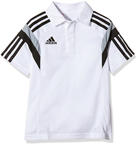 adidas Kinder Poloshirt Condivo14 CL Y White
