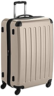HAUPTSTADTKOFFER - Alex- Luggage Suitcase Hardside Spinner Trolley 4 Wheel Expandable, 75cm, champagne (B007RKMTK0) | Amazon price tracker / tracking, Amazon price history charts, Amazon price watches, Amazon price drop alerts