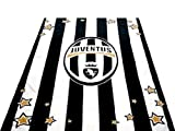 Juventus Bianco nero Copriletto coperta in pile enorme 240 cm 100% Polyester